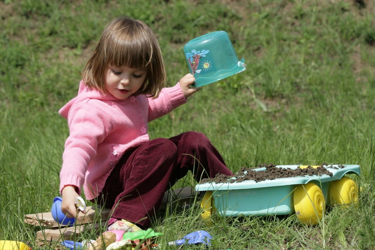 Zabawki bezpieczne dla dzieci