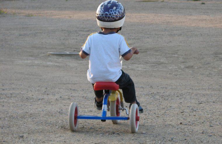 Jeździk to, co chłopcy lubią najbardziej