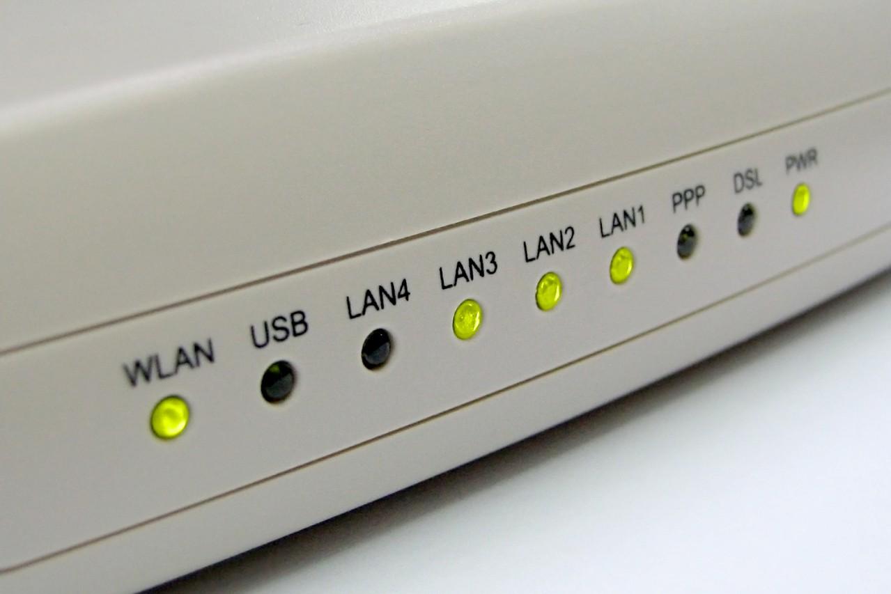 Konfiguracja modemu i routera
