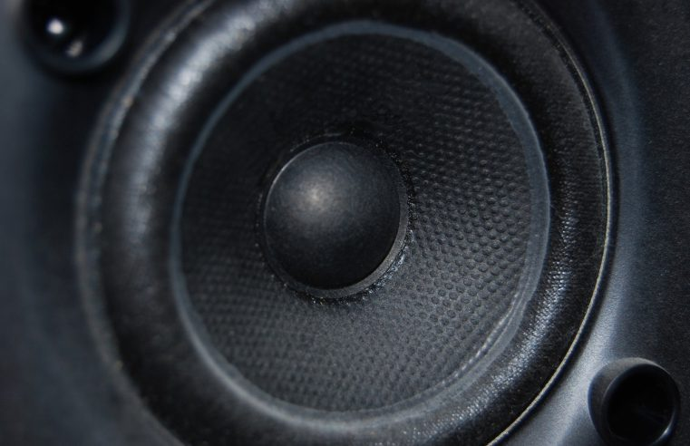Od kiedy używane jest nagłośnienie?